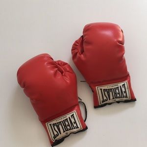 Everlast | Lace up Boxing Gloves